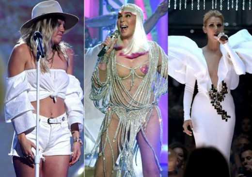 Confira lista de vencedores e tudo que rolou no Billboard Music Awards