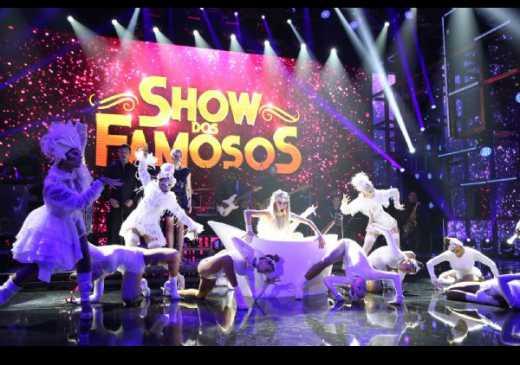 """Luiza Possi comemora vitória no """"Show dos Famosos"""": """"Ganhei porque minha mãe veio"""""""