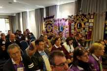 Registro Fotográfico:  Reunião do Conselho Distrital do Lions Clube