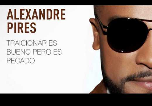 Alexandre Pires tenta reconquistar o mercado latino com single hispânico