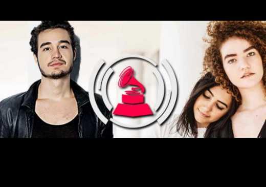 """Thiago Iorc e Anavitória vibram ao ganhar Grammy Latino: """"Que coisa linda"""""""