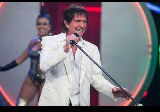 Globo investirá no espetáculo visual e tecnologia para o próximo Show do Roberto Carlos