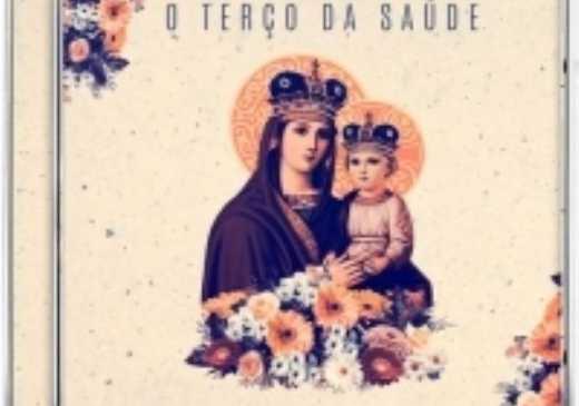 """Lançamento: EP """"Terço da saúde - orações e canções"""""""