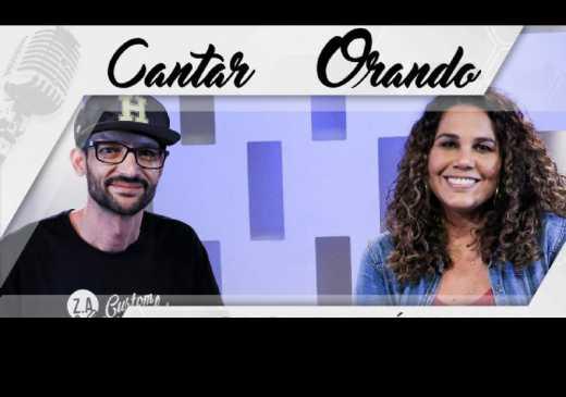 Cantarolando: Eliana Ribeiro canta For�a e Vit�ria