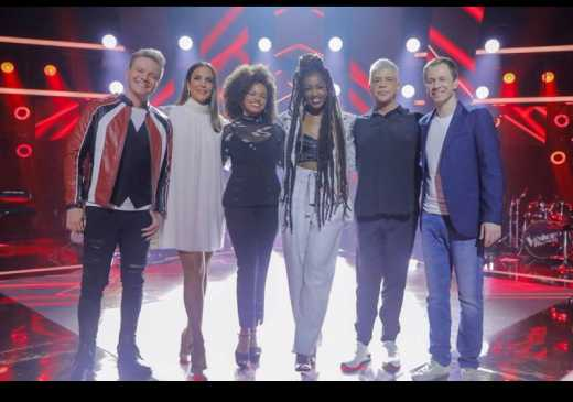 The Voice Brasil: quais candidatos disputam vaga na semifinal