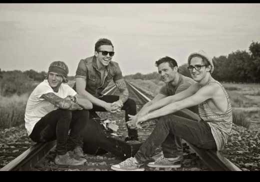 McFly anuncia shows no Brasil em mar�o de 2020