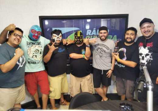 Banda mexicana Los Ruido se apresenta em Guarapuava