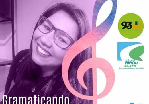 Gramaticando: M�sica & Gram�tica - Plat�ia